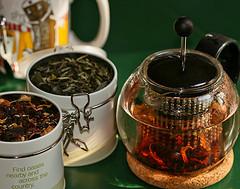 Adagio teas brewing