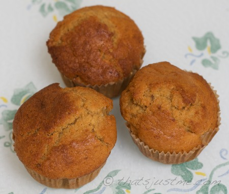 delicious ginger lemon muffins made with fresh ginger