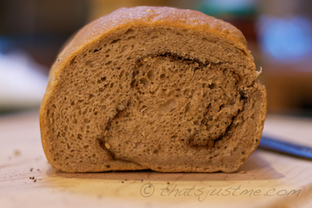 Healthy bread in 5 minutes a day - 2nd bake master recipe