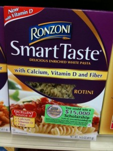 Ronzoni Smart Taste NOW