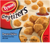 tyson anytizers chicken