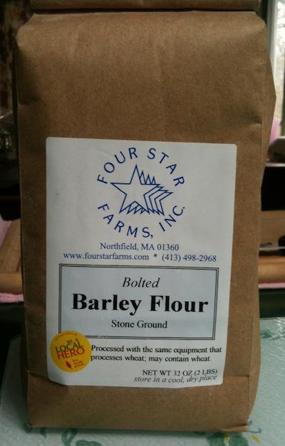 four star farms barley flour
