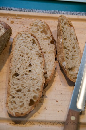 no knead bread - artisan and gorgeous