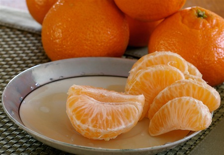 oranges are healthy