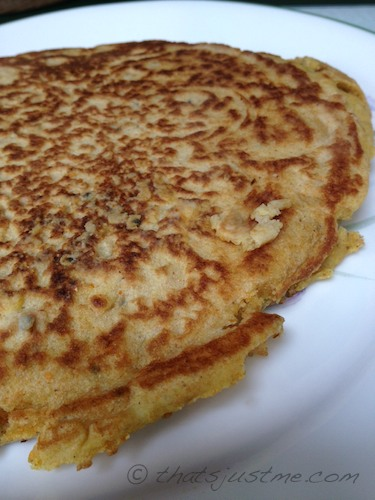 the sprouted kitchen - cornmeal cakes